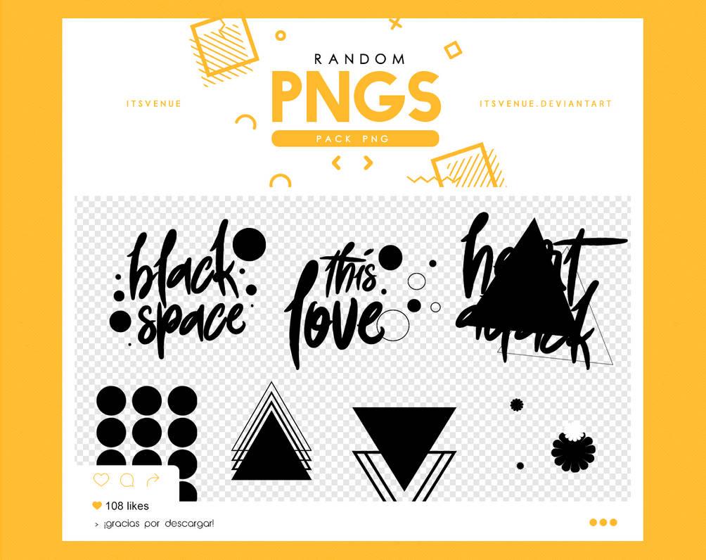 .random pngs #10 by itsvenue