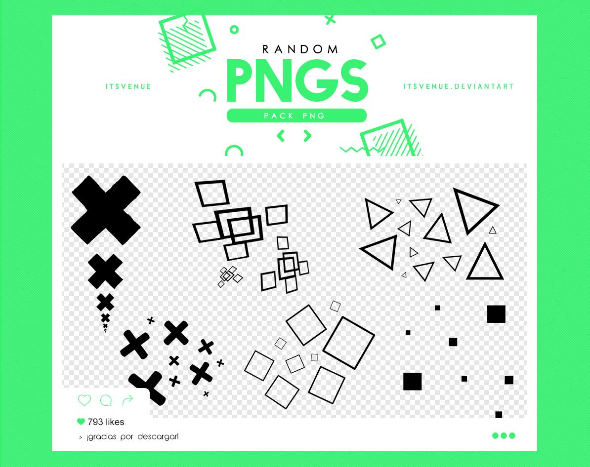 .random pngs #16 by itsvenue