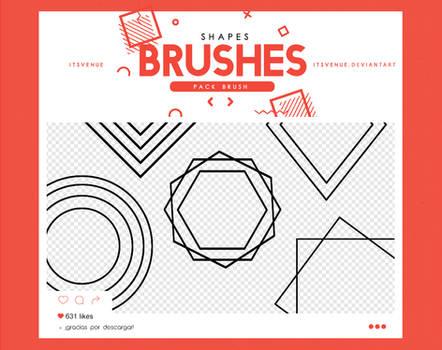 .shapes brushes #17