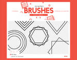.shapes brushes #17