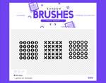 .random brushes #18