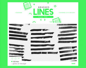 .brushes lines #22