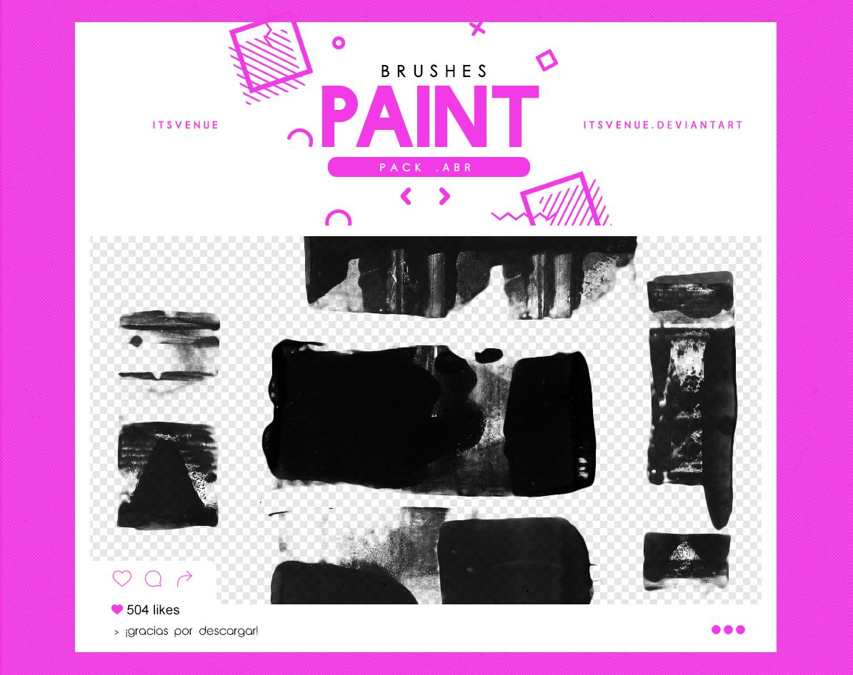 .brushes paint #23