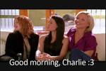 Good morning, Charlie :3