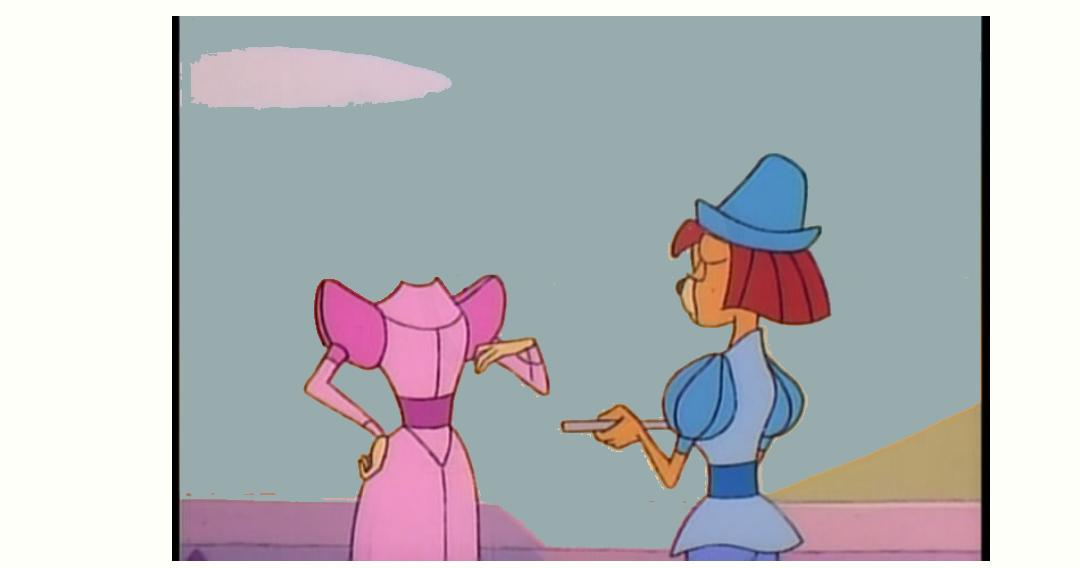 Princess Silverbelle Headless By EarWaxKid