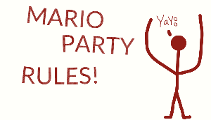 mario party rules
