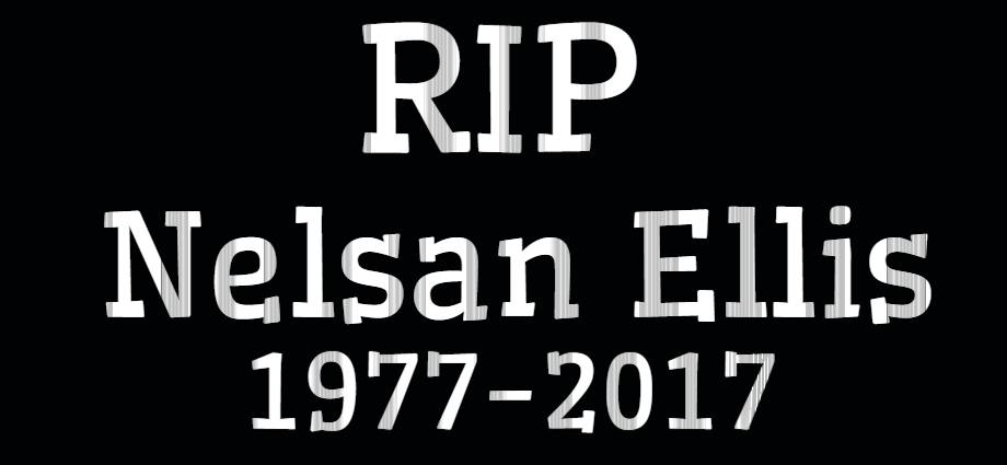 RIP Nelsan Ellis 1977-2017 by EarWaxKid on DeviantArt