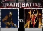 Death Battle-Pantha vs Looma Red Wind