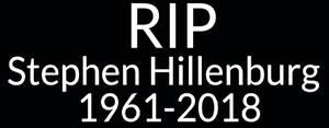 RIP Stephen Hillenburg 1961-2018