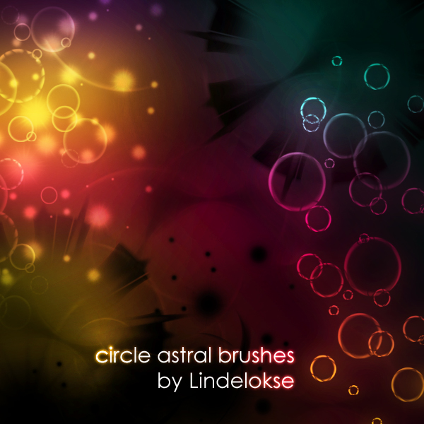 Circle Astral brushes