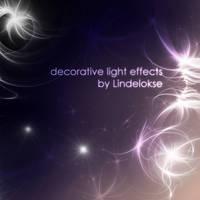 decorative light effects by lindelokse