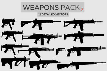 Weapons Pack #2