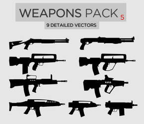 Weapons Pack #5