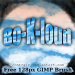 Bo-K-loud by contrAIR