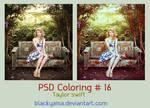 PSD coloring: 16 by blackyaisa