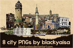 city PNGs