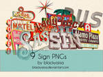 Sign Pngs: 02