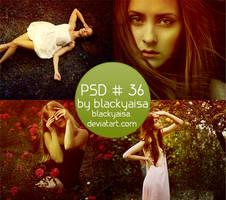 PSD Coloring: 36 by blackyaisa