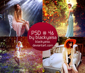 PSD Coloring: 46 by blackyaisa