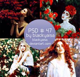 PSD Coloring: 47 by blackyaisa