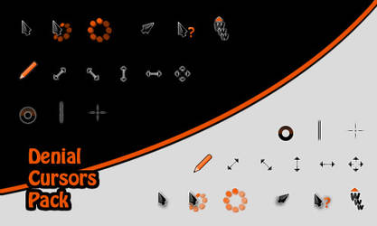 Denial Cursor Pack by Androow
