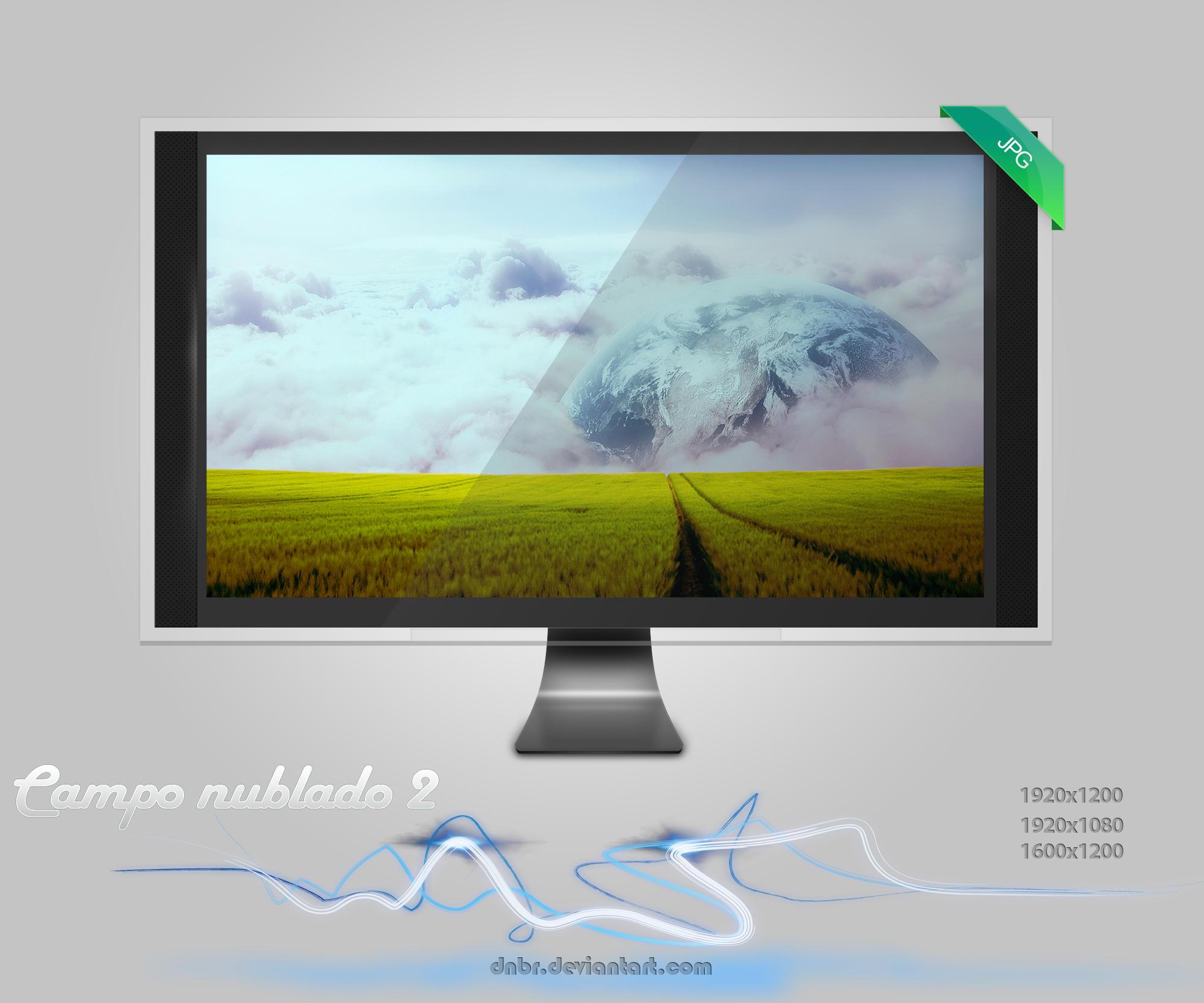 Campo Nublado 2 by Dnbr