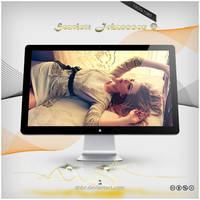 Scarlett Johansson by Dnbr