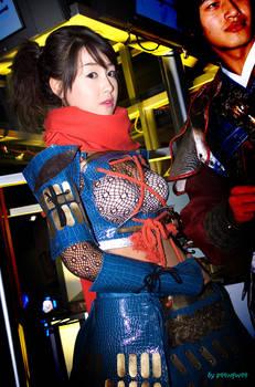 Hwang Young-Ah at GSTAR 2006