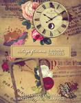 Vintage Flowers - Textures