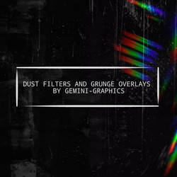 Dust Filters And Grunge Effects
