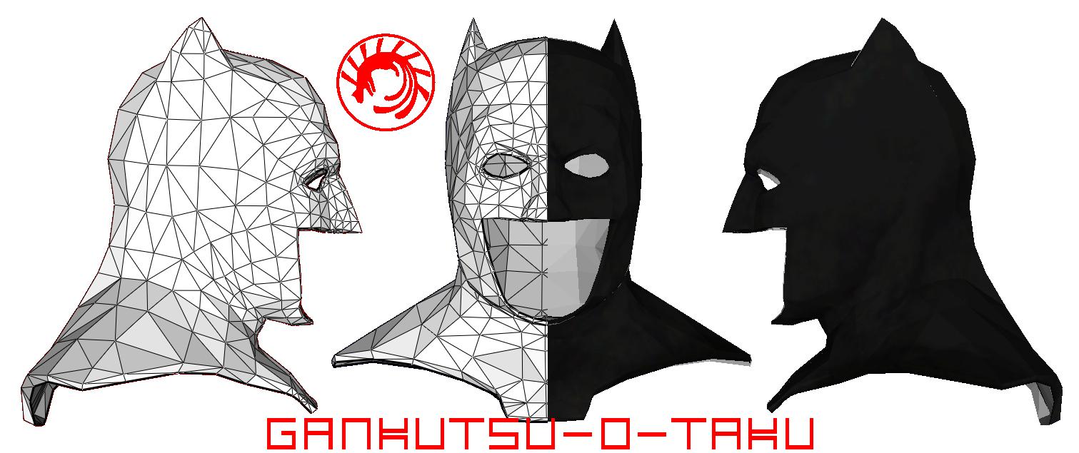 100+ Batman Pepakura Files – yasminroohi