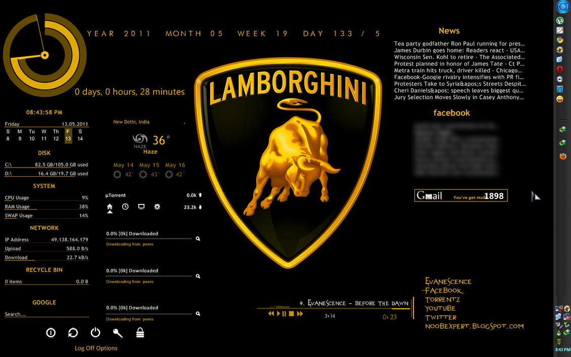 To all Lamborghini fans... by flankerAD