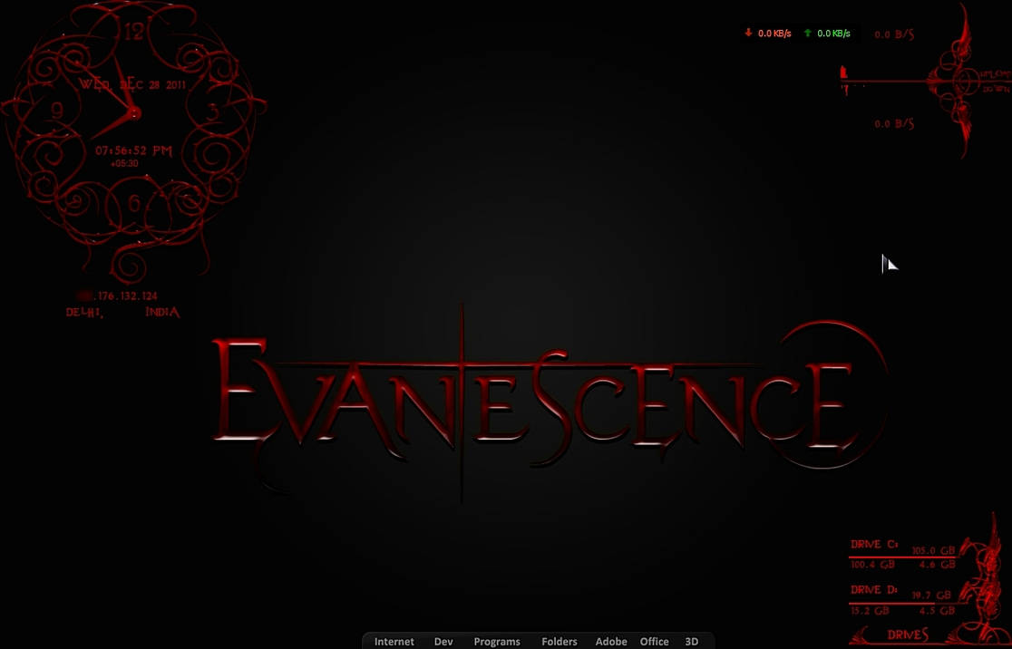 Evanescence by flankerAD on DeviantArt