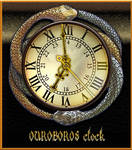 Ouroboros-Clock