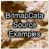 BitmapData Source Examples