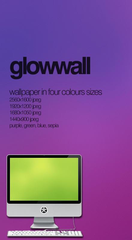 Glow Wall by HeskinRadiophonic
