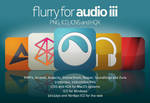 Flurry Icons for Audio 3