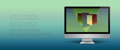 Polygon Window by HeskinRadiophonic