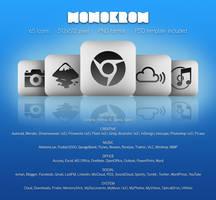 Monokrom by HeskinRadiophonic