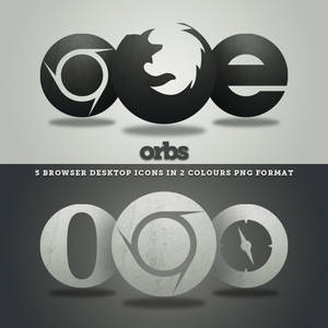 Orbs: Browser Icons