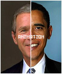 Bush, Obama