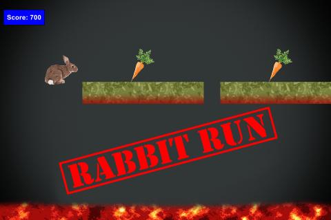 Rabbit Run by Rayquaza-dot