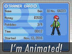Trainer Card (Animated)