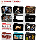 Tv Shows Folders Pack Two