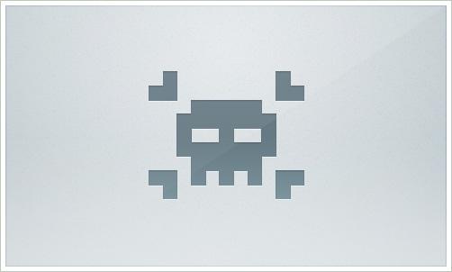 Mnml Skull