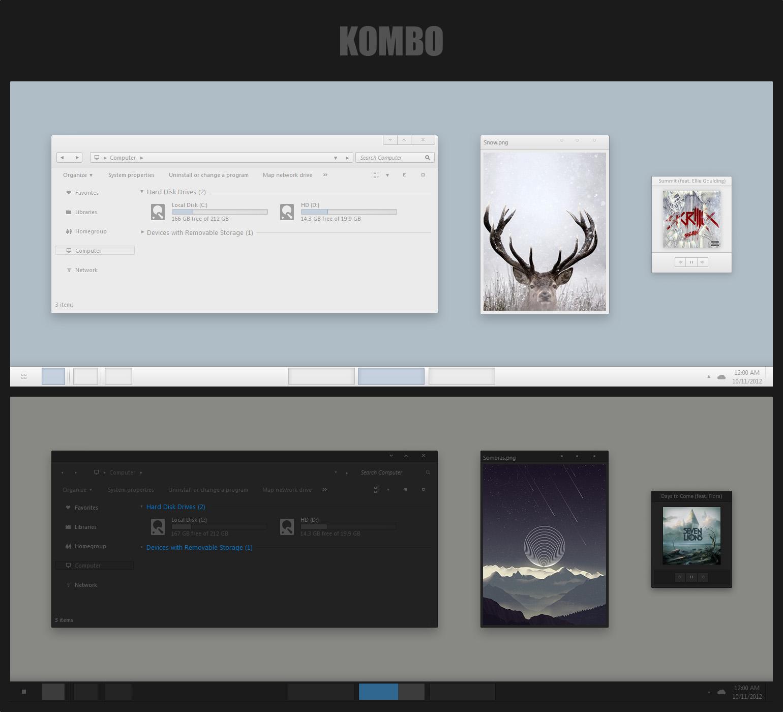 Kombo by givesnofuck