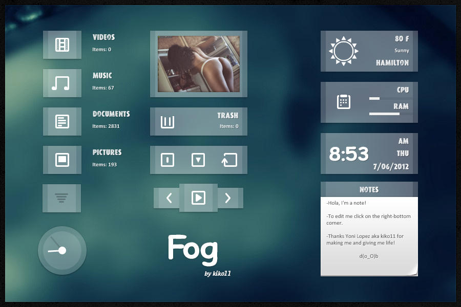 Fog by givesnofuck