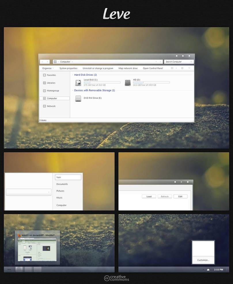 Noche for Windows 7