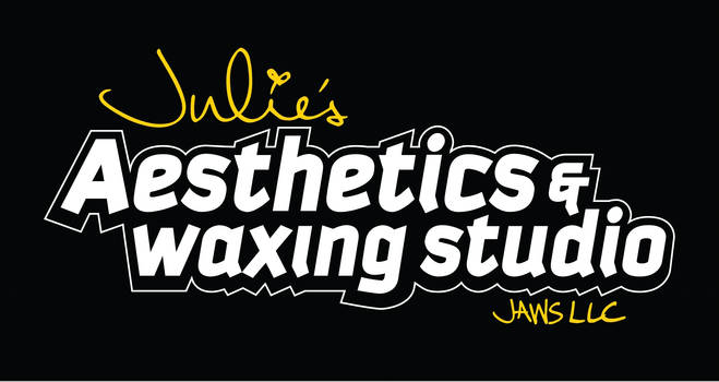 Julie's Aesthetic and Waxing Studio Logo (Color)