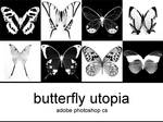 butterfly utopia brushes
